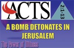 Bomb Detonates