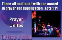 Prayer Unites