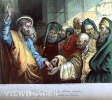 Jesus and Pharisees