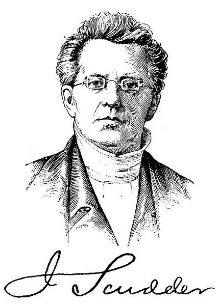 Rev Dr John Scudder
