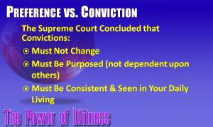 Convictions Defined by Supreme Court