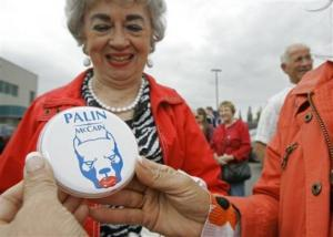 Palin is Top Dog