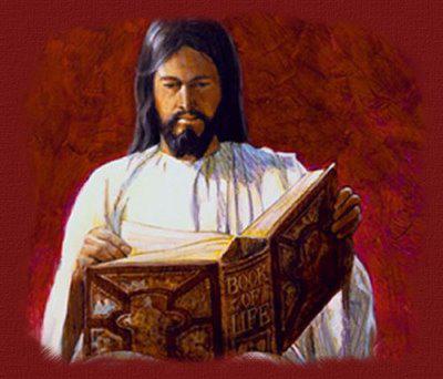 ÉLET KÖNYVE JÉZUS