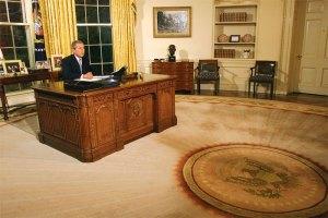voice-of-god-Cheney to Bush