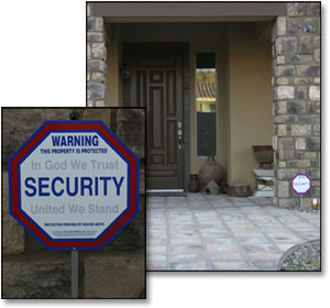 Security by God