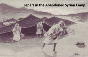 four-lepers