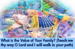 how-do-you-value-your-family