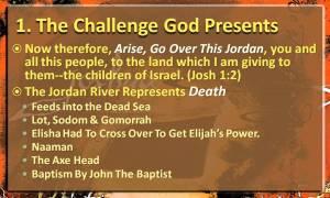 Challenge God Presents