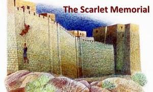 Scarlet Cord is a Memorial