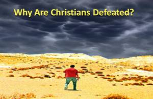 Defeated Christian