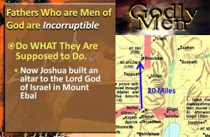 Men of God Incorruptible