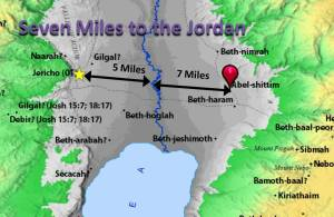 To Jericho via the Jordan
