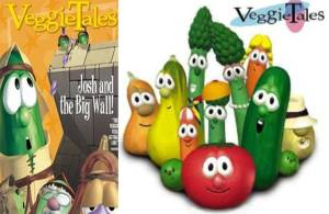 Veggie Tales Promised Land