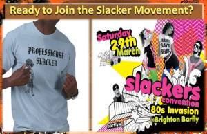 Join Slacker Movement