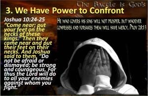 Power to Confront
