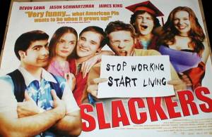 Slacker Movement