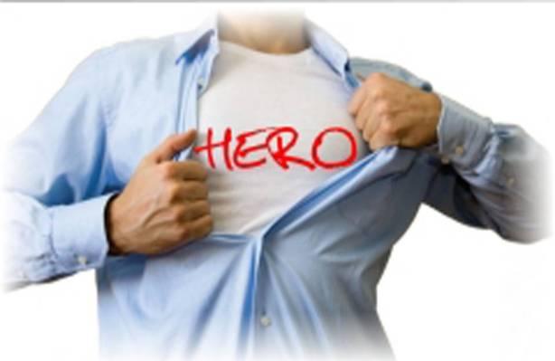 We Need Heroes Like Caleb