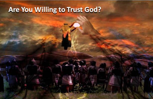 Willing to Trust God
