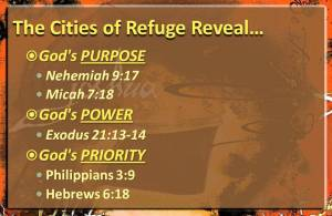 Cities of Refuge Reveal