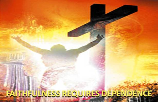 Faithfulness Requires Dependence