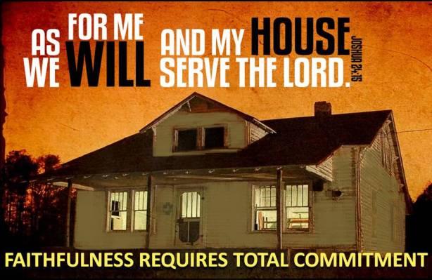 Faithfulness Total Commitment