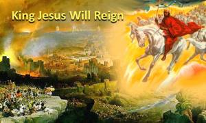 King Jesus Will Reign