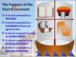Purpose of Covenant