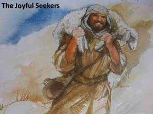 The Joyful Shepherd