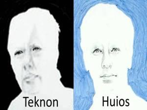 Huios vs Teknon