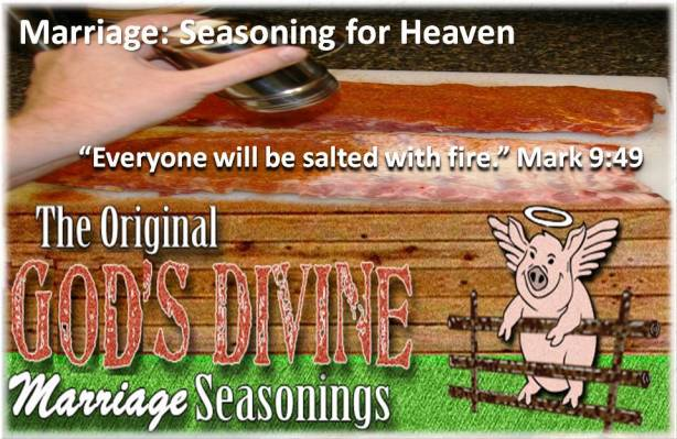 Gods Seasoning Rub of Marriage