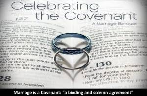 Marriage a Covenant to God