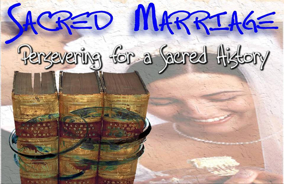 history of the word marriage