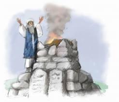 Image result for bible altar