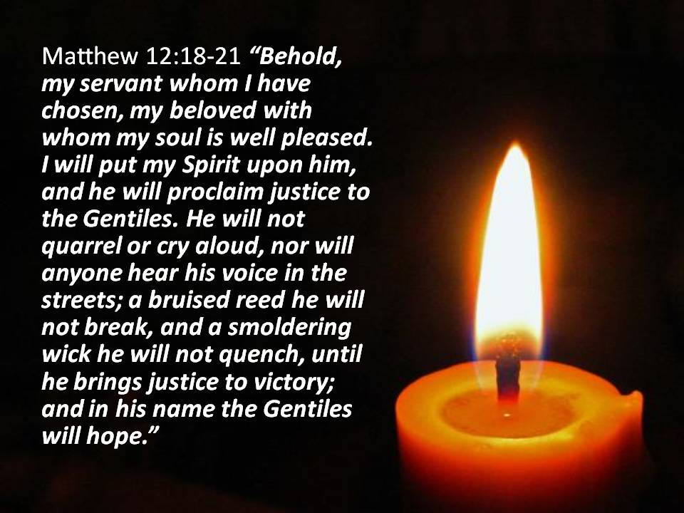 Jesus True Light of Hope (3/6)