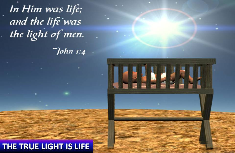 Jesus the True Light of Christmas   Loving the Word with ...