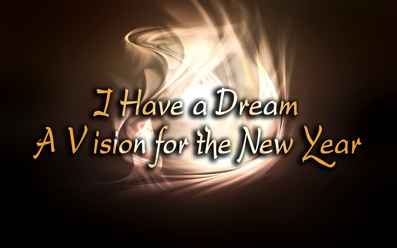 the vision i have for america A fresh vision for america all of us care a great deal about our country this is the vision i have we will get there mr graham god richly bless you.