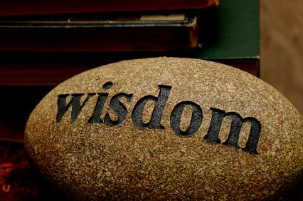Wisdom is never man-centered  Wisdom