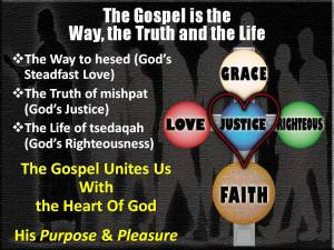 The Gospel is the Way Truth and Life