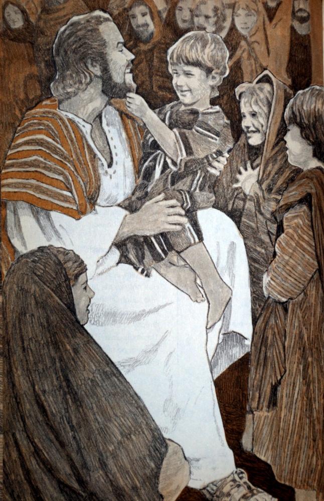 Washing Feet - Sharing in Jesus (6/6)