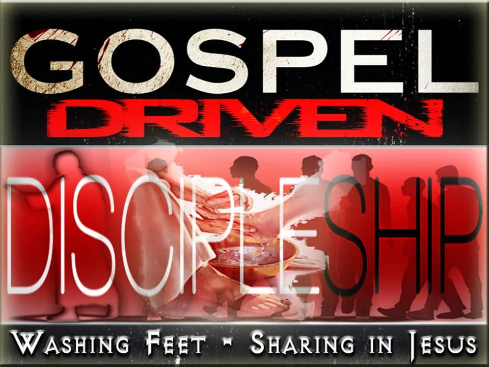 Washing Feet - Sharing in Jesus (1/6)
