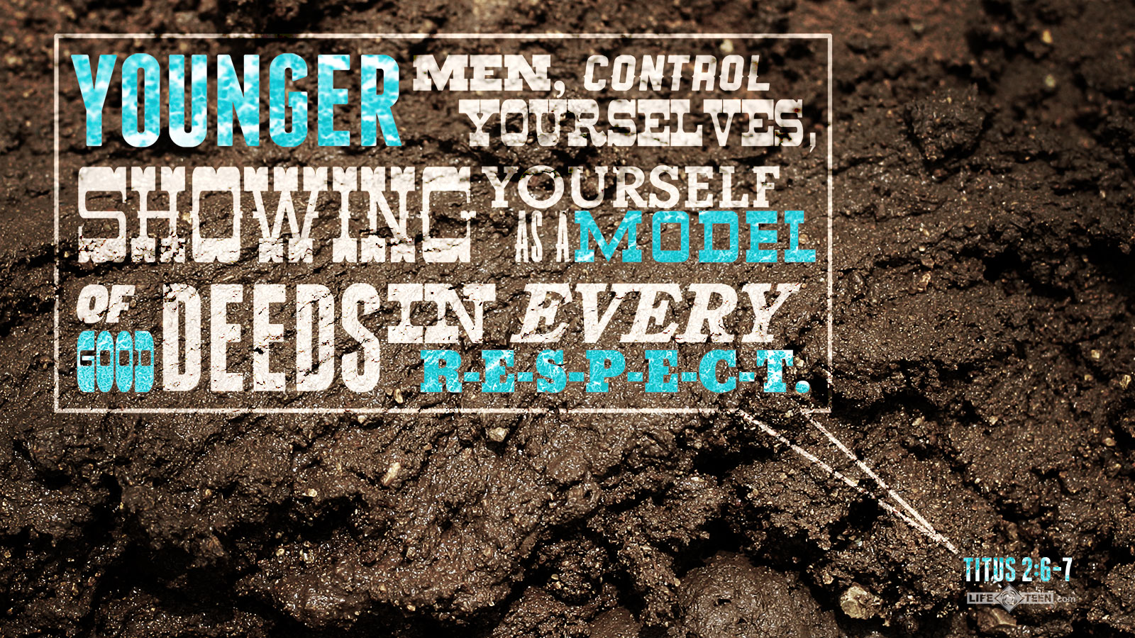 Making god s word attractive titus 2 loving the word with the mudpreacher - Titus wallpaper ...