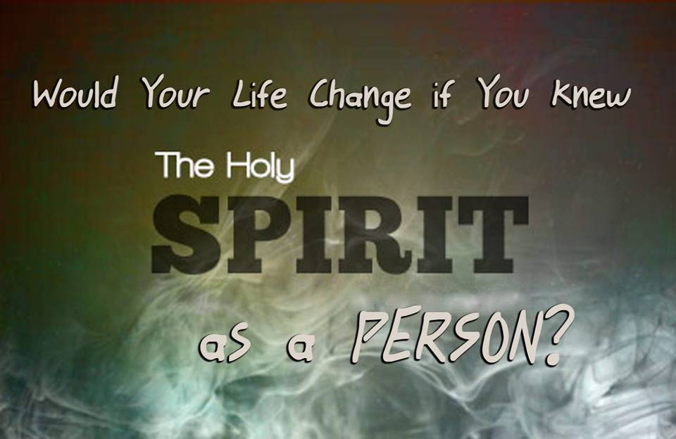 Experiences with the Holy Spirit