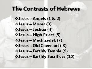 contrasts-of-hebrews