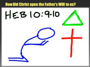 Christ came to do the Will of God