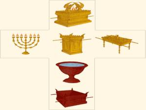 The Tabernacle and the Corss
