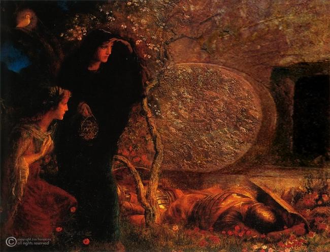 Mary-at-empty-tomb